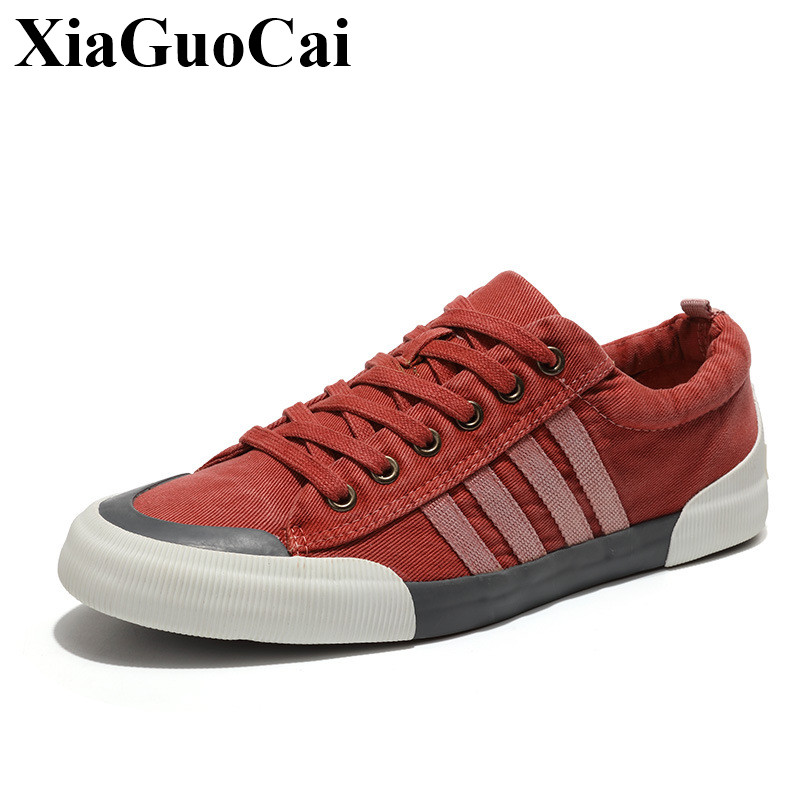 Classic Canvas Shoes Men
