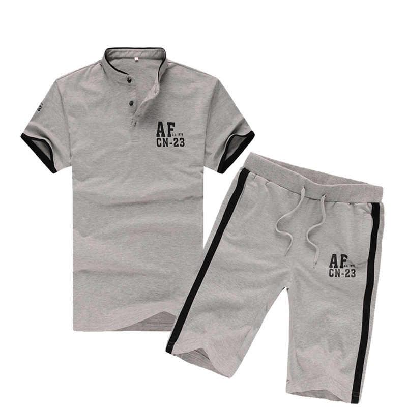 Спортивный костюм для мужчин шорты для женщин летние повседневное комплект спортивной сплошной костюм мужские трусы двойка