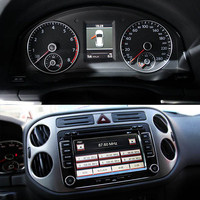 High Quality Anti Scratch PET Dashboard Transparent Protective For VW Scirocco