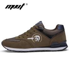 Life Style Genuine Leather Men Running Shoes Sneakers Outdoor Sport Super Star Walking