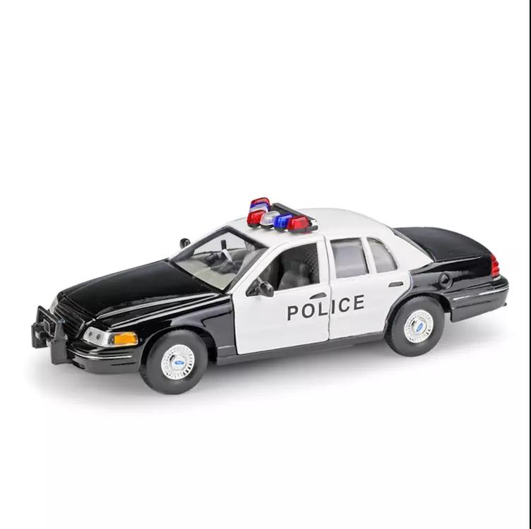 Welly 1:24 Ford Crown Victoria 1999 Diecast Alloy Model Car Toy Car