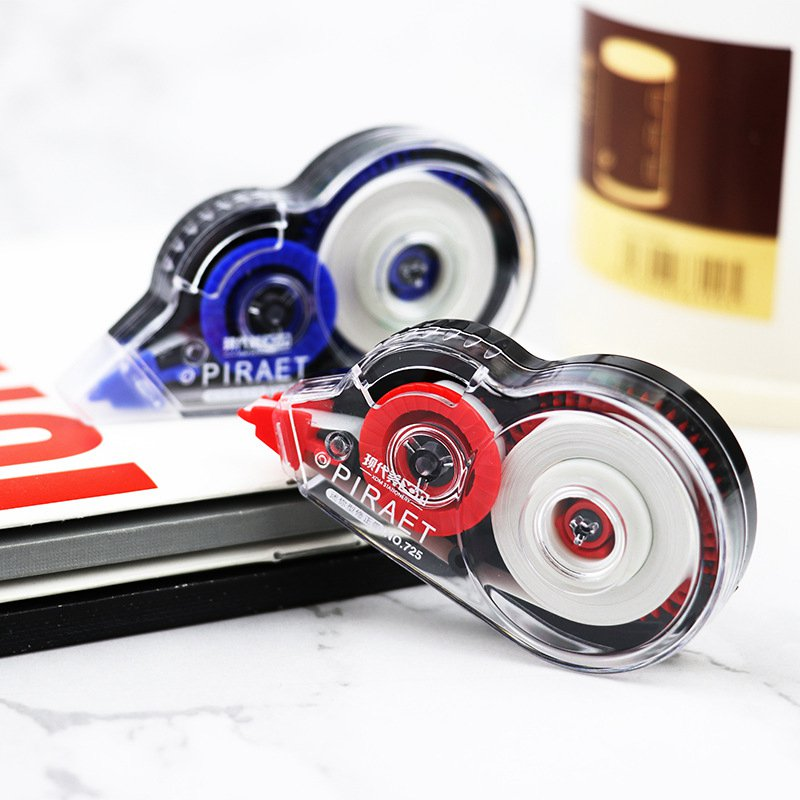 15M Simple Roller Correction Correcting Tape Stationery Corrector Papeleria White Out Student Gift Office School Supplies
