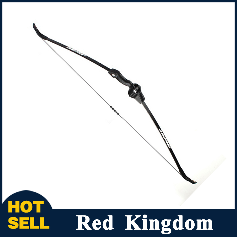 15 Lbs Recurve Bow in Black for Children Right and Left Handed Training Toy Games Archery Hunting Shooting Practice 50lbs archery compound bow left right handed for hunting target shooting competition sport slingshot bow camouflage black color