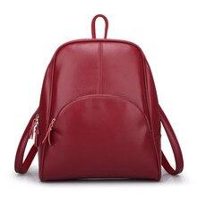 Backpack Women Genuine Leather Bag Women Bag Cow Leather Women Backpack Mochila Feminina School Bags for Teenagers Free Shipping