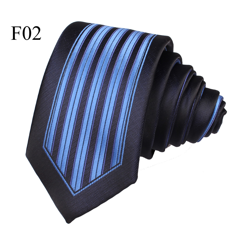 New Jacquard Woven Neck Tie For Males Traditional Examine Ties Trend Polyester Mens Necktie For Wedding ceremony Enterprise Swimsuit Plaid Tie HTB1vFfpn41YBuNjy1zcq6zNcXXaW