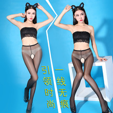 6 colors Hot Sexy Glossy Oil Shiny Sheer Pantyhose Fishnet Hosiery Dance Fitness Stockings Tights Erotic