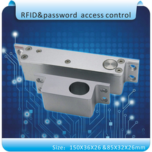 Free shipping  surface bolt lock DC12V fail-safe Mode Electric Bolt Lock for Access Control or Intercom System.