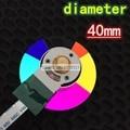 Новое оригинальное цветное колесо проектора для benq MS614/EP3725D/MP515/MX760/MX501/MX764/MX507 диаметр 40 мм