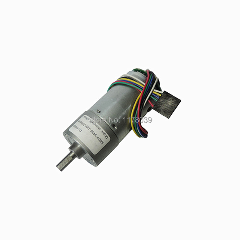 Jgb37 540b dc gear electric motor 6 12v high torque for Electric motor price list
