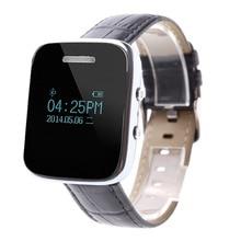 สมาร์ทดูการเชื่อมโยงฝันE6นาฬิกาซิงค์แจ้งเตือนการเชื่อมต่อบลูทูธสำหรับแอปเปิ้ลโทรศัพท์A Ndroid SmartwatchสำหรับIOS android OS