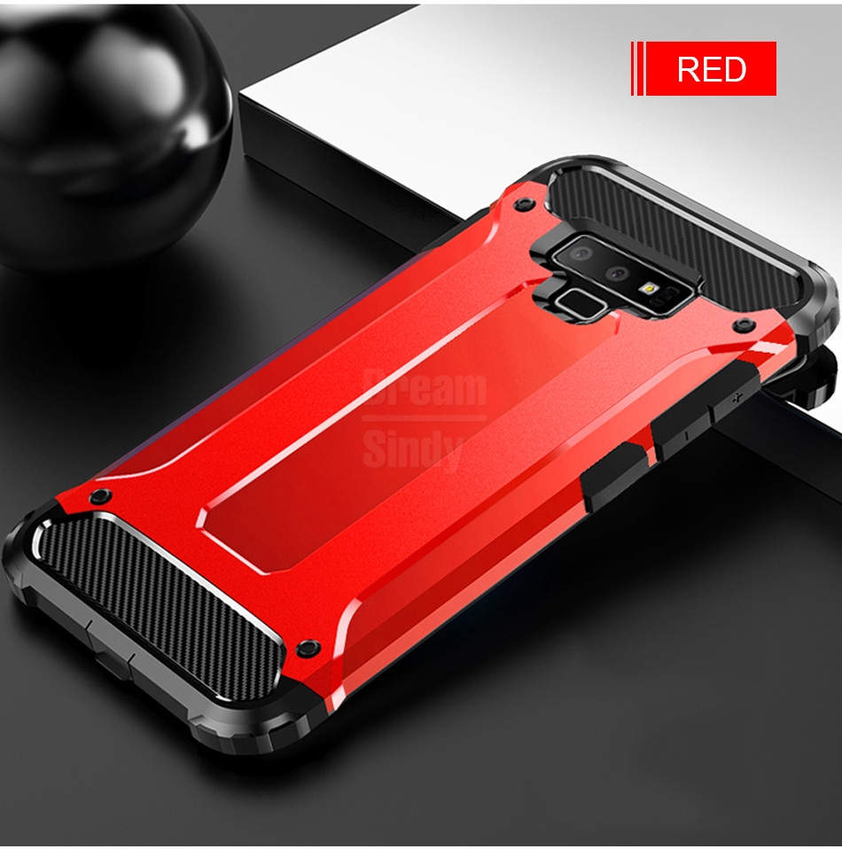 Luxury Armor Shockproof Bumper Case13