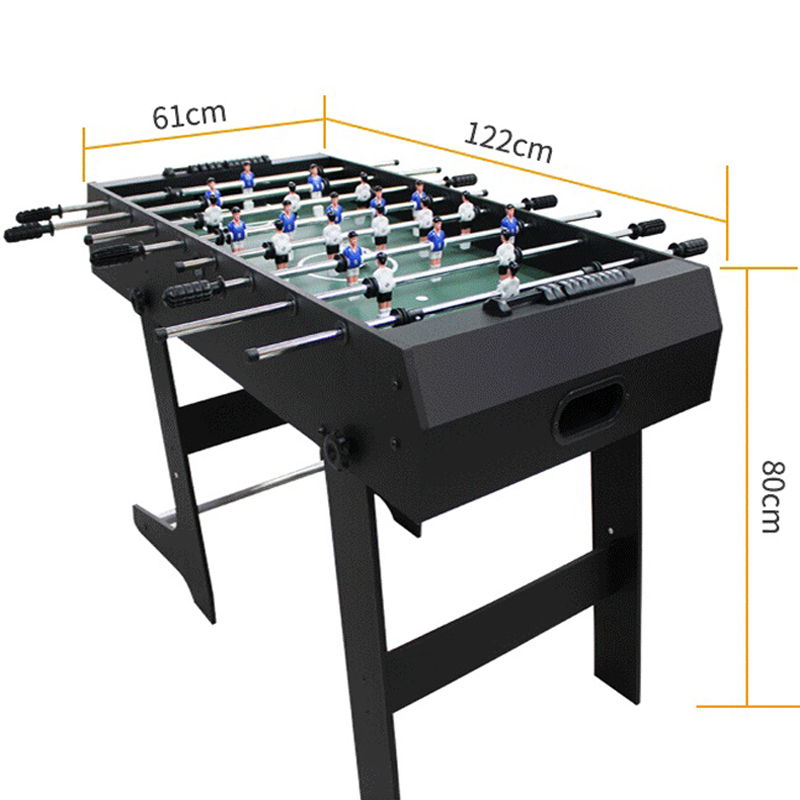 Direct Saling America Brand Folding Foosball Machine Parent Child Eight Bar  Football Table Gifts Soccer Table Bars Party PK Game In Soccer Tables From  ...