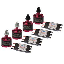 4x Hobbypower 2212 920KV Brushless Motor SimonK 30A ESC for DJI F450 S500 Quadcopter