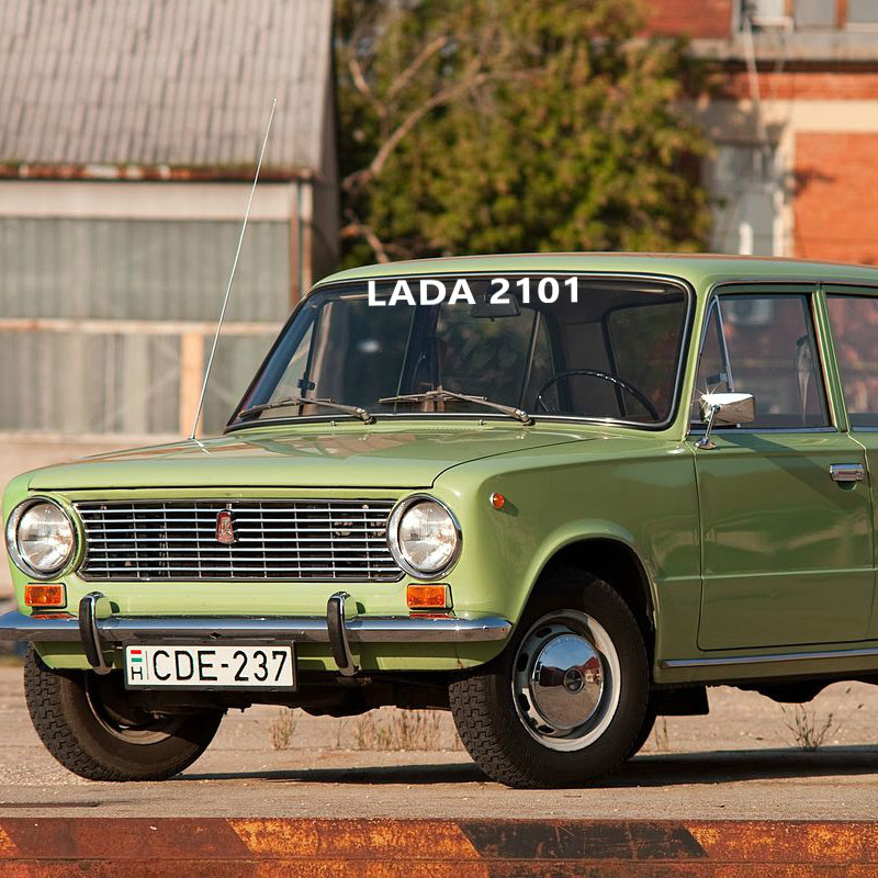 lada 2101 For Auto Car/Bumper/Window Vinyl Decal Sticker Decals DIY Decor CT554