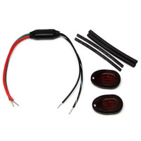 1Set Motorcycle RF Car Immobilizer Anti Theft Relay Electronic Concealed Lock Drop shipping