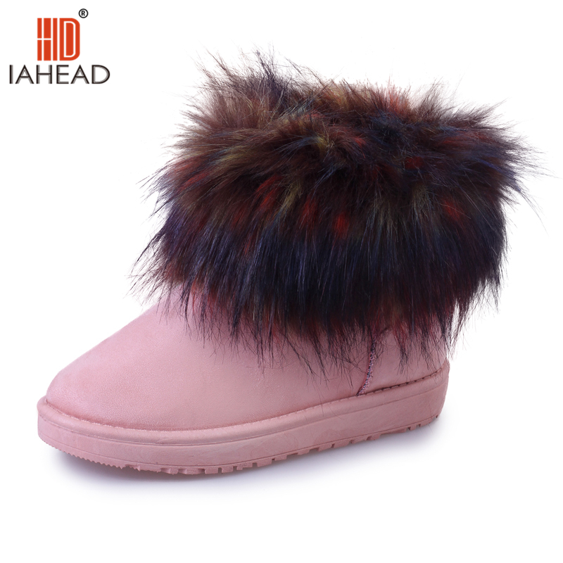 Ankle snow boots shoes women winter warm snow boots brand new shoes slip on flock flat fur shoes UPC407 furniture drawer handles wardrobe door handle and knobs cabinet kitchen hardware pull gold silver long hole spacing c c 96 224mm