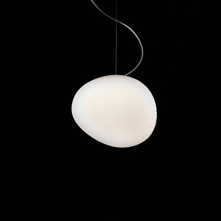Fashion Italy Design By Ferrucio Laviani Foscarini Large Gregg Suspension  Pendant Lights Lighting Fixture newest design wholesale price italy design by ferrucio laviani foscarini o space light pendant lights