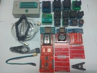 Free Shipping V6 5 TL866A Prgrammer USB Universal Programmer Bios ECU Programmer 28 Pcs Items SOIC8