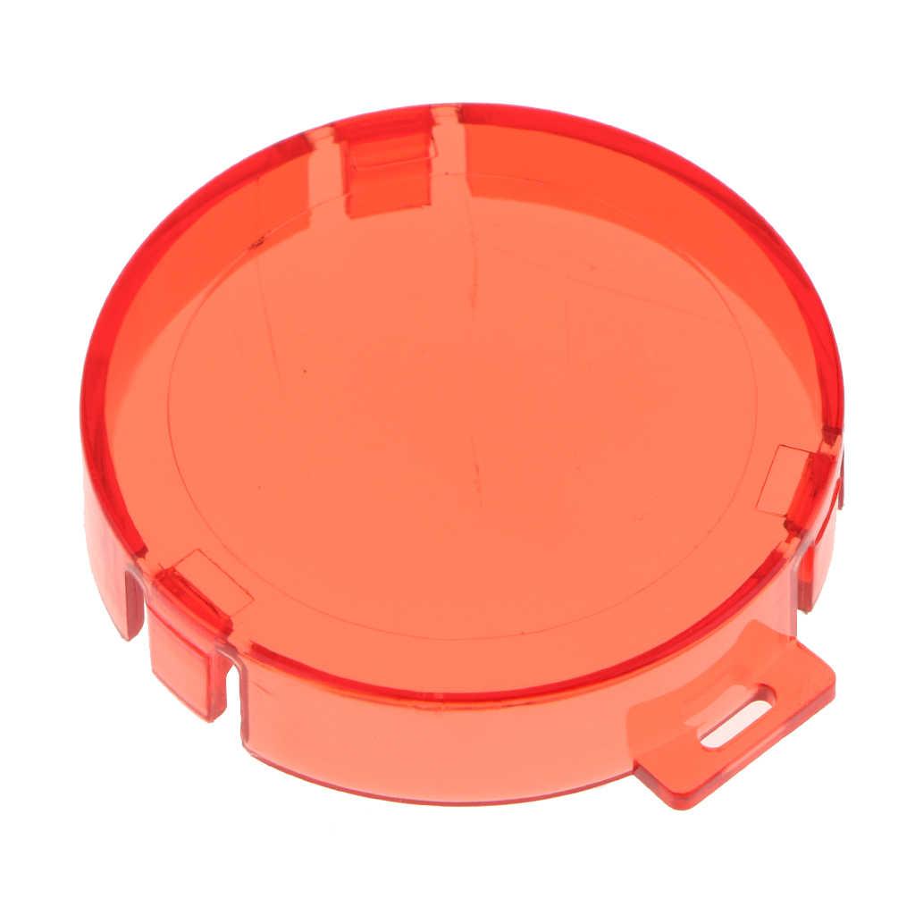Lente de mergulho filtro de cor caso habitação à prova dwaterproof água para câmeras de 43mm de diâmetro à prova de água filtro de mergulho lente capa para akaso ek7000