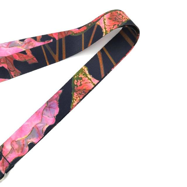 Брелок для ключей regooly re13 с красными цветами Элегантный