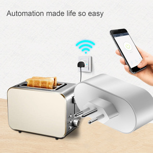 Image 4 - exuanfa WIFI smart regulation row plug Brazilian gauge plug for Brazil Switzerland Smart home smart remote control products