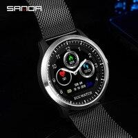 Новые смарт часы для мужчин и женщин монитор сердечного ритма кровяное давление фитнес трекер Смарт часы спортивные часы для ios android Relogios + к