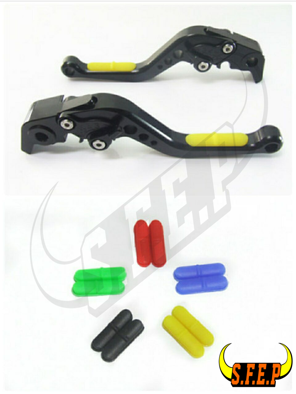 CNC Adjustable Motorcycle Brake and Clutch Levers with Anti-Slip For Triumph THRUXTON Steve McQueen SE 2012