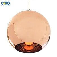 Vintage Oro/Argento Placcato Paralume In Vetro Lampada a Sospensione Cord 1-1.5 m Filo Moderna Negozio/Bar/sala Pendant Light E27 110*240 V