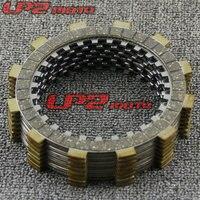 For YAMAHA FZ6 FZ6N S 04 08 FZ6R 09 15 Friction Clutch Disc Friction Clutch Piece