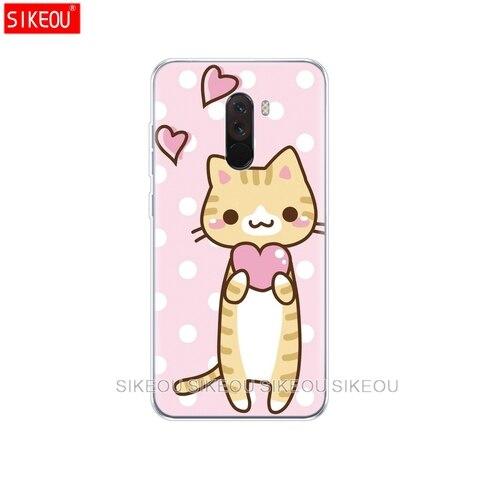 soft silicone case For Xiaomi Pocophone F1 Xiomi Poco F1 Cases Soft TPU Phone shell For Xiaomi Pocophone F1 Global F 1 Covers Karachi