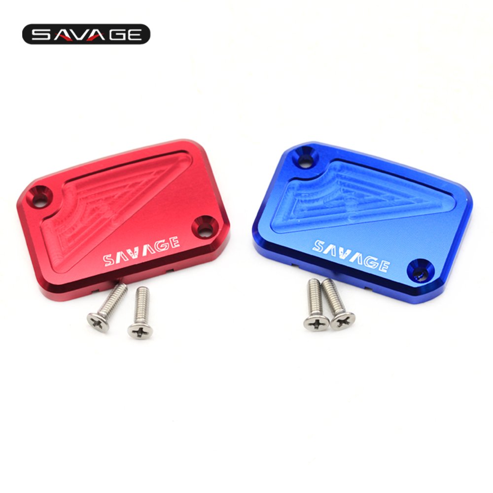 Front Brake Reservoir Cover For YAMAHA YZF R125 2008-2011, FZ16 FZ-S150 FZ150 Motorcycle Master Cylinder Oil Fluid Cap