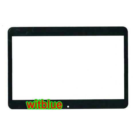 New touch screen For 10.1 InnJoo F4 3G Tablet Capacitive Touch panel Digitizer Glass Sensor replacement witblue new touch screen for 9 7 archos 97 carbon tablet touch panel digitizer glass sensor replacement free shipping