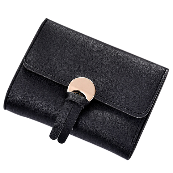 Fashion Ladies Women Girls Large Capacity Phone Purses Wallet Clutch bag Short Style