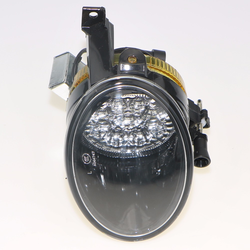 1Pcs OEM Left Front Lower Clean LED Fog Light Lamp Fit For VW Jetta Golf MK6 Plus Eos 5K0 941 699 5K0941699 5KD 941 699 2pcs oem left