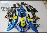 for free Complete Fairings For YAMAHA R6 2009 2010 2011 2012 2013 2014 2015 Plastic Kit Injection Motorcycle FairingS SUK SHA