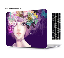 Laptop Tablet Pattern Protective Hard Shell Case Keyboard Cover Skin For 11 12 13 15″ Apple Macbook Air Pro Retina Touch Bar