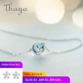 Thaya Mermaid Foam Bubble Design Crystal...