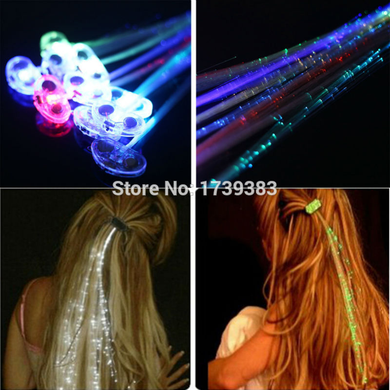 Light up hair extensions choice image hair extension hair 10pcslot light up hair extension flash glowing led braidnovelty 10pcslot light up hair extension flash glowing pmusecretfo Choice Image