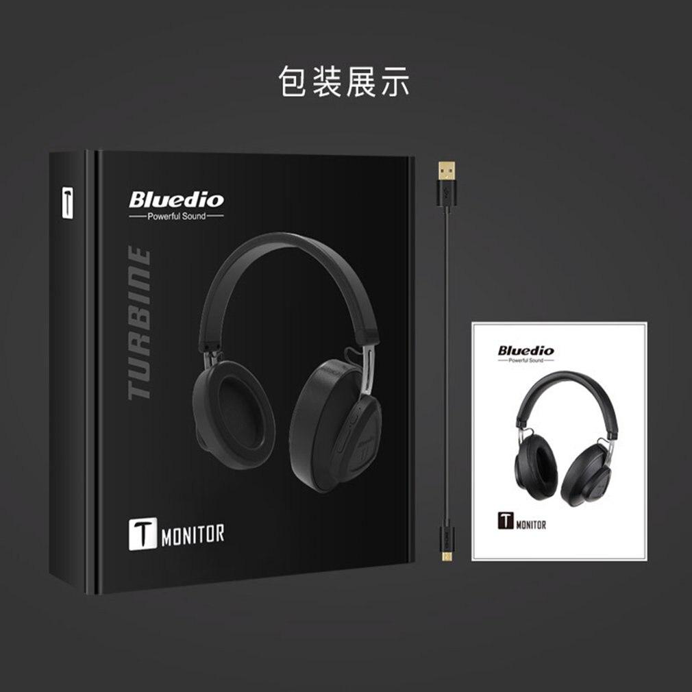 Casque sans fil Bluedio Tm avec commande vocale de moniteur de Microphone - 5
