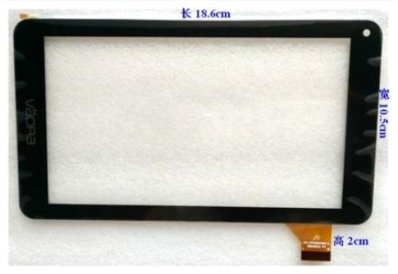 Nueva original de 7 pulgadas táctil capacitiva de la tableta FPC-TP070215 (708B)-01 envío gratis