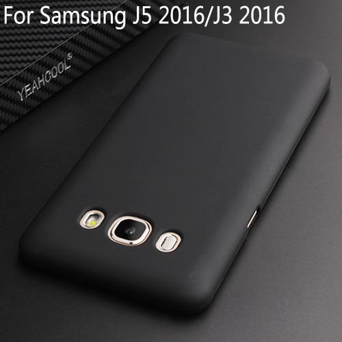 For Samsung Galaxy J3 J5 J7 2016 Case Soft TPU Slim