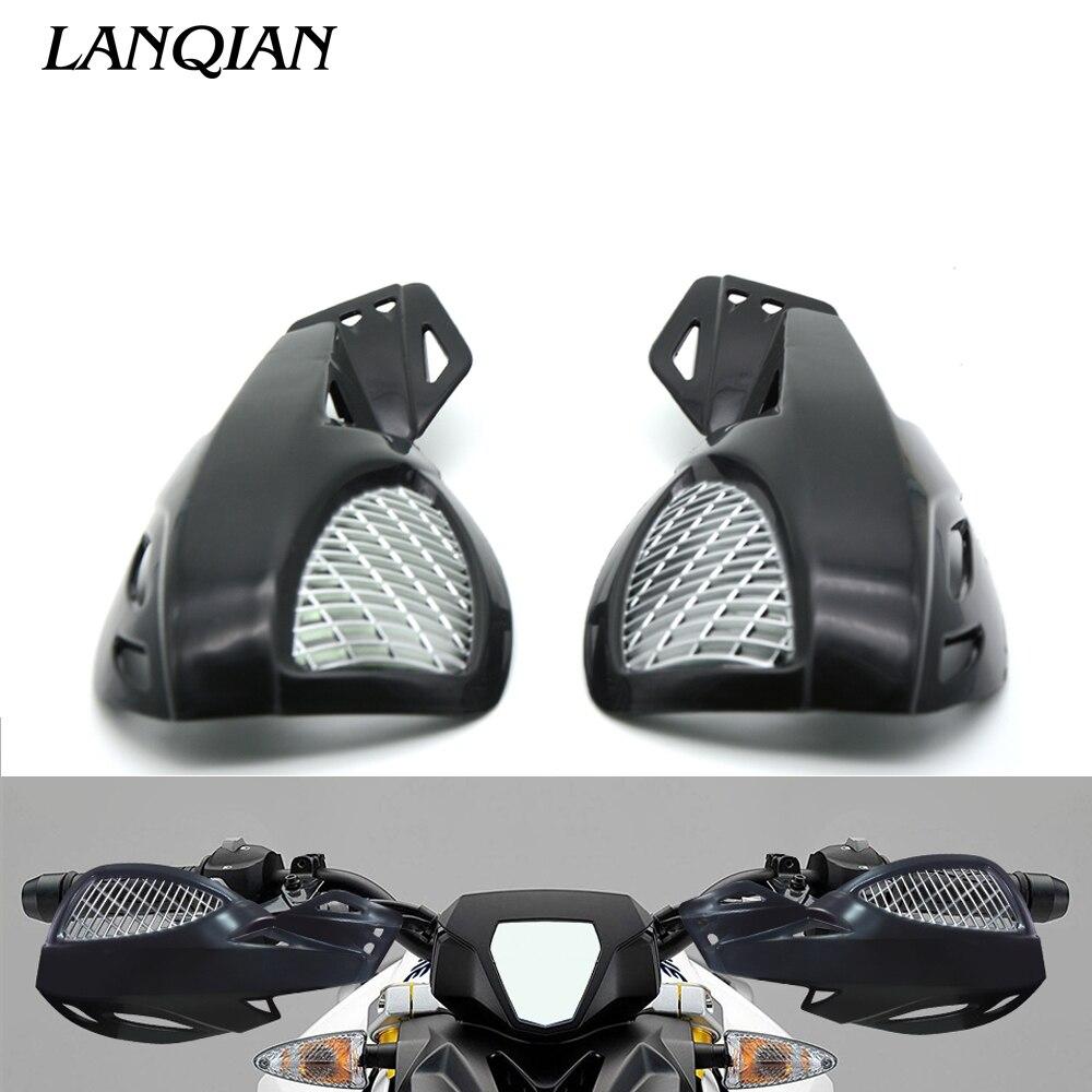 """Pair 7//8/"""" Handlebar Handguard For Honda 125 Kawasaki Yamaha YZF600R R1 R6 Suzuki"""