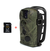 Hot Sale Acorn Ltl-5210A Infrared Trail Scouting Camera Game Hunting Camera 940nm LED + Free 8GB SD Card