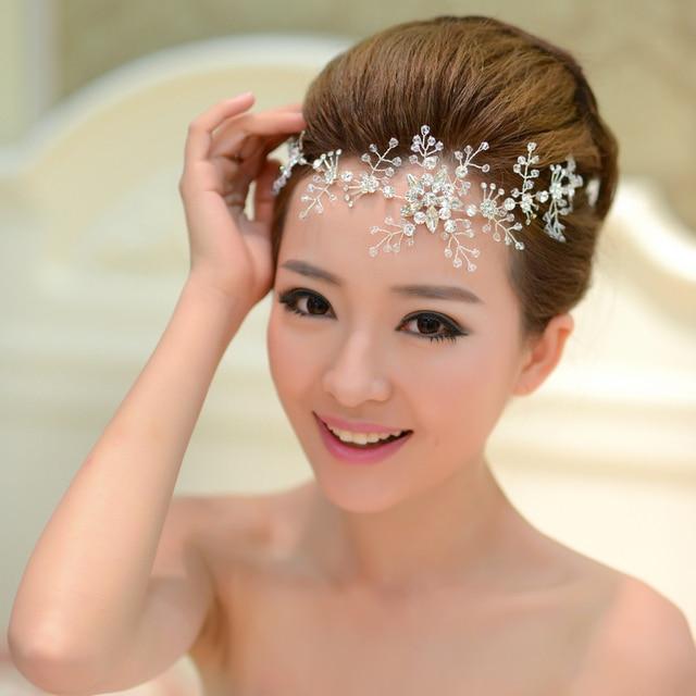 Cheap hairband wedding
