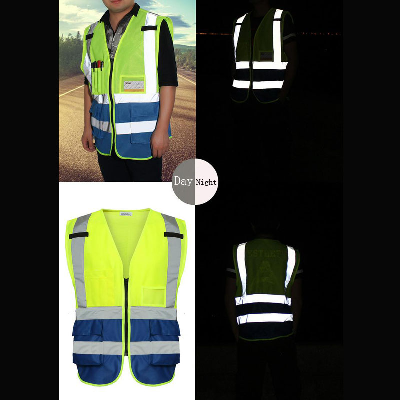 Reflective Safety Vest 09