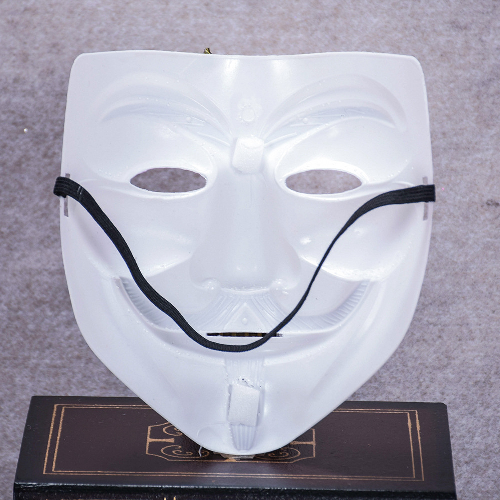 Online Shop New Cosplay Mask V For Vendetta Mask Anonymous Movie ...