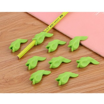 2018 New 10 Pcs Creative Children Pencil Holder Correction Hold Pen Writing Grip Posture Tool Fish 1
