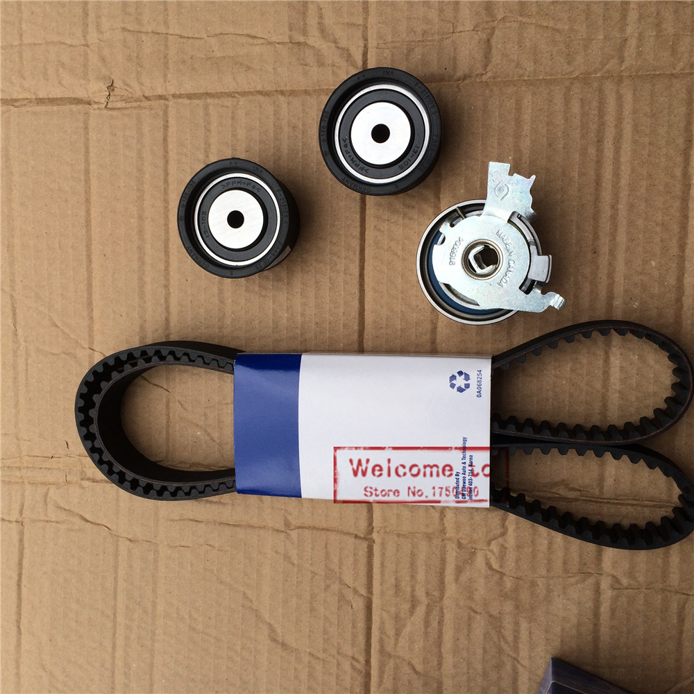 hight resolution of set of timing belt kit tensioner idler pulley for excelle 1 8 epica chevrolet optra nubira suzuki