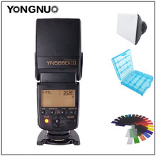 Yongnuo YN568EX III YN-568EX Wireless TTL HSS Flash Speedlite For Nikon D7400 D7200 D7100 D5600 D5300 D700 D300s SB-910SB-80