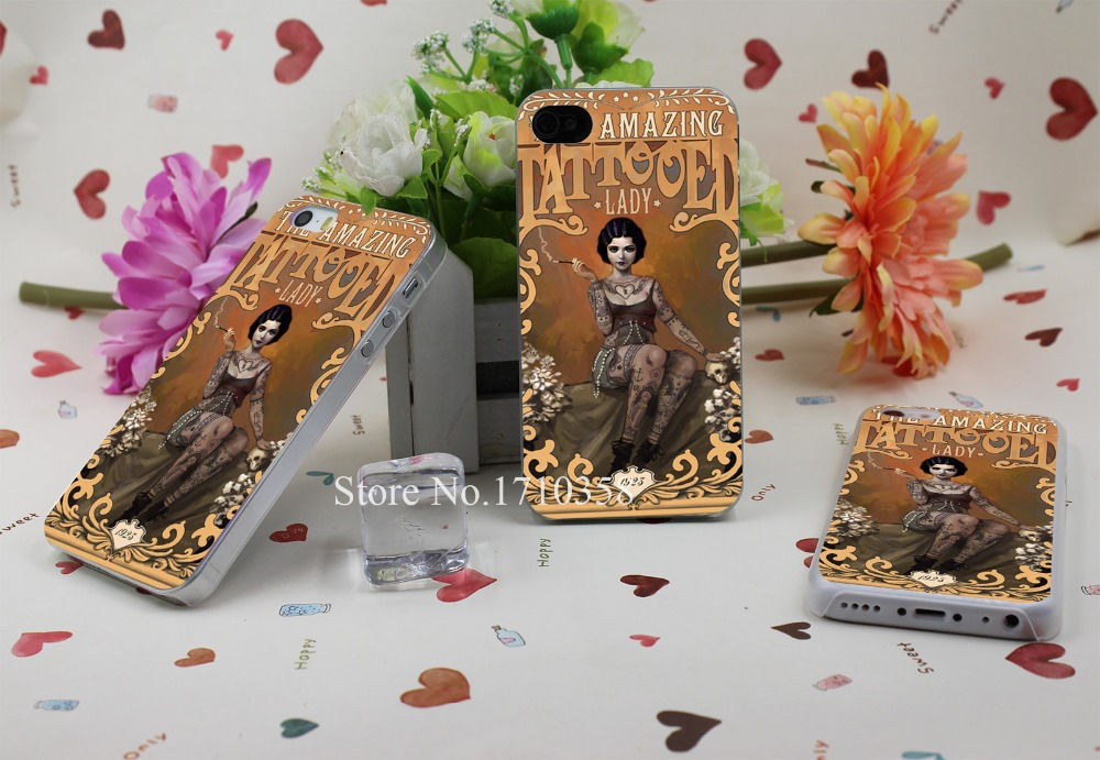the amazing tattooed lad hellip Hard Plastic Clear Back Transparent Case Cover for iPhone 7 7 Plus 4 4s 5 5s 5c 6 6s 6 plus s